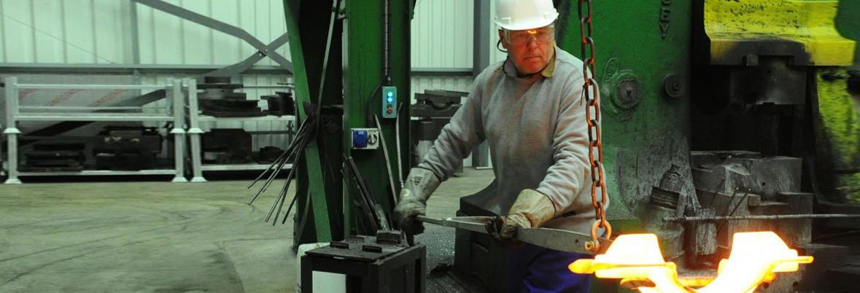 kimber forging